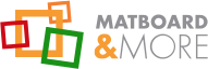 Matboard and More Logo