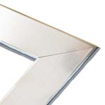 Wide Stainless Steel